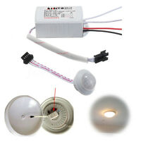 220V PIR Rilevatore di Movimento Sensore Automatic Switch Infrared Intelligent