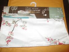 "Lenox Chirp 90"" Table Runner New With Tags"