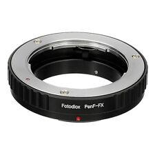 Fotodiox Lens Adapter Olympus Pen F Film SLR Lens to Fujifilm X Mount