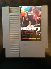 Mike Tyson's PUNCH-OUT!! 5 Screw Intentional Variant NES Nintendo Rare