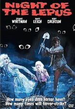 Night of the Lepus  widescreen  Janet Leigh  original release not DVR  new  DVD