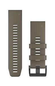 Garmin 010-12741-04 Quickfit 26 Watch Band Coyote Tan Fenix 5X Plus/5X
