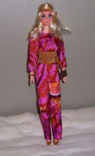 Vintage Mattel Live Action Hippie Barbie Foreign Patented Canada 1967 Taiwan