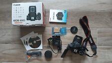 Canon EOS 600D Fotocamera Reflex Digitale 18 MP + Obiettivo EF-S 18-55mm IS II
