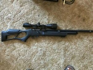 Hatsan Flash .22 Synthetic PCP Rifle, used, in excellent condition