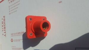 Crouse hinds E 1016 series camlok RED FEMALE CONNECTORS