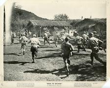 BACK TO BATAAN 1945 2 VINTAGE PHOTOS ORIGINAL LOT