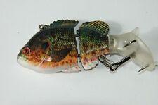 Leurre réaliste live articulé pêche mer rivière Oléron IØ 7,5cm 13g N°45