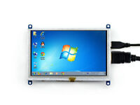 Waveshare 5inch HDMI LCD (B) for Raspberry Pi 800*480 IPS Resistive Touch Screen