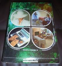 Spring and summer 1985 Montgomery Ward big book catalog in very nice condition
