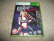 Lollipop Chainsaw (Microsoft Xbox 360, 2012) NEW SEALED - (PAL/UK)