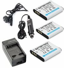 LI-50B Battery / Charger For Olympus Tough 6020 TG-610 TG-810 TG-820 6010 Camera