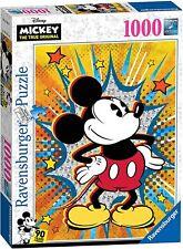 Ravensburger 15391 Retro Mickey Mouse 1000pc Jigsaw