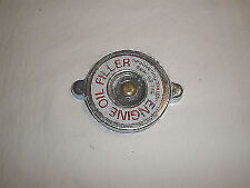 NOS LAND ROVER SERIES 1968-84 AND 101FWC ENGINE OIL FILLER CAP PART NO 598231
