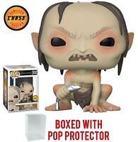 Funko The Lord of the Rings Gollum with Fish CHASE #532 In Stock w/Protector