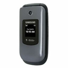 Samsung T139 T Mobile with Camera, Bluetooth and Speakerphone - Gray NEW IN BOX
