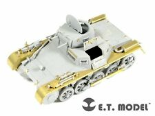 ET Model E35072 1/35 Pz.Kpfw.I Ausf.A Early Detail Up Set for Dragon 6289