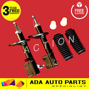 2 Rear Shock Absorbers For Toyota Camry ACV36R MCV36R All Sedans 09/02-07/06