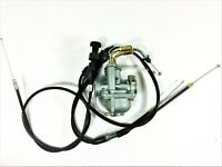 Motorcycle Chock Control Cable Assembly for Yamaha PW50 PY50 PW80 Black