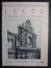 CENTO CITTA' D'ITALIA - N .57 - LECCE