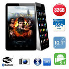 """32GB 10""""Inch Quad Core Android 5.1 Tablet Pc Google Play Hdmi Dual Camera Wifi"""