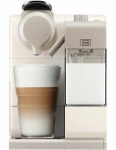 Delonghi EN560W Nespresso Lattissima Touch Coffee Machine White