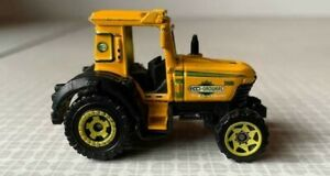 Matchbox Diecast Toy Car - MB703 Eco Growers Tractor