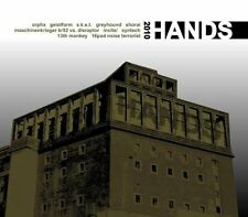 HANDS 2010 2CD Syntech S.K.E.T. Orphx GEISTFORM Incite