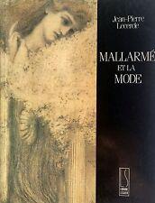 JEAN-PIERRE LECERCLE MALLARMÉ ET LA MODE LIBRAIRE SÉGUIER 1989