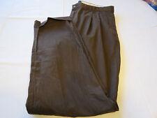 Mens Polo by Ralph Lauren Hammond Pant 40 X 32 pants slacks cotton brown EUC@