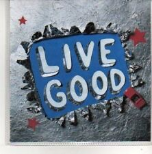 (AL239) Naive New Beaters, Live Good - DJ CD