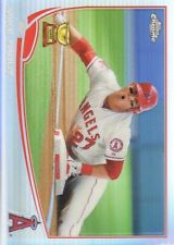 2013 Topps Mike Trout #1 Baseball Card