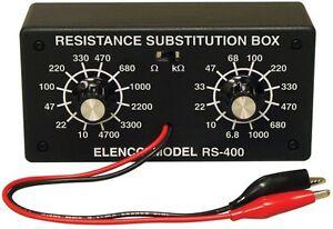 Elenco K-37 Resistor Substitution Box