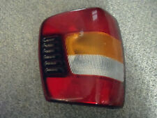 1999-2002 Jeep Grand Cherokee Laredo Left Tail Light