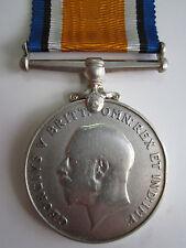Canada WW1 British War Medal - Sjt H.A Vanwinckel 139th Canadian Inf. Battalion