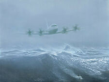 """""""You Can Run"""" Michael Harris P-3 Orion Limited Edition Artist Proof"""