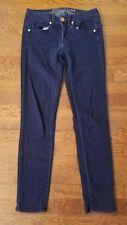 American Eagle Outfitters Dark Denim Skinny Stretch Jeans Womens size 2 EUC (B2)