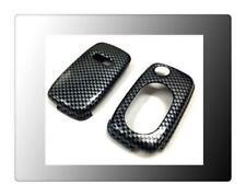 Carbon Fiber Remote Key FOB Case For Audi A4 B5 A6 C5 TT MK1 Flip Key