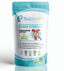 Plant Sterols 800mg - 90 Capsules - 95% Phytosterols Cholesterol Heart Health