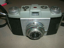 Kodak Pony 135 with case, boxes, and instructions.