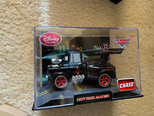 Disney Store Hot Rod Mater 1/43 Scale Diecast CHASE w/ Acrylic Case