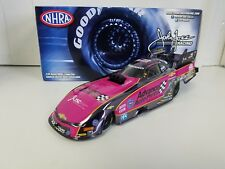 IN NOW! COURTNEY FORCE 2017 ADVANCE AUTO PINK COLOR CHROME 1:24 NHRA FUNNY CAR