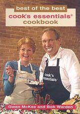 Best of the Best Cooks Essentials Cookbook