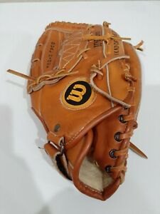 "Wilson A2234 Signature Model 11"" Ron Guidry Baseball Glove Dual Hinge Web"