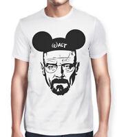 Heisenberg Funny Disney T-Shirt, Walter White Breaking Bad Tee