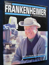 JOHN FRANKENHEIMER: A Conversation with CHARLES CHAMPLIN - SIGNED by Both