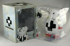 "Frank Kozik SIGNED Toy2R 10"" Black Cross Dr. Bomb AUTOGRAPHED LE 100"