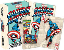 Oficial Marvel Capitán América-Shield-jugando a las cartas