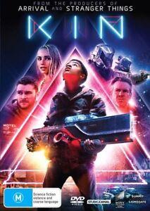 Kin (DVD, 2018)