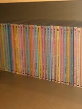 The Baby-Sitters Club Mysteries: HUGE lot, ALL orginal 78 books (missing #62)
